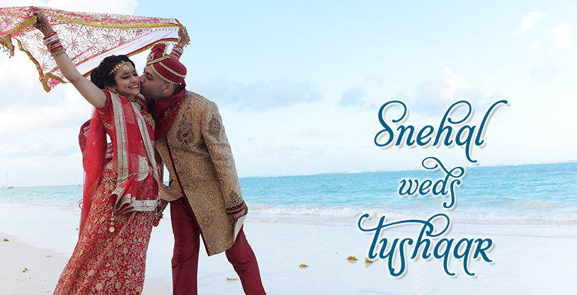Snehal weds Tushaar