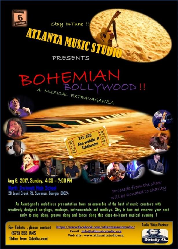 Bohemian Bollywood