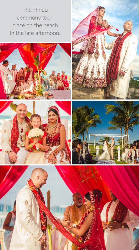 Wedding Ceremony of Kamela and Richard