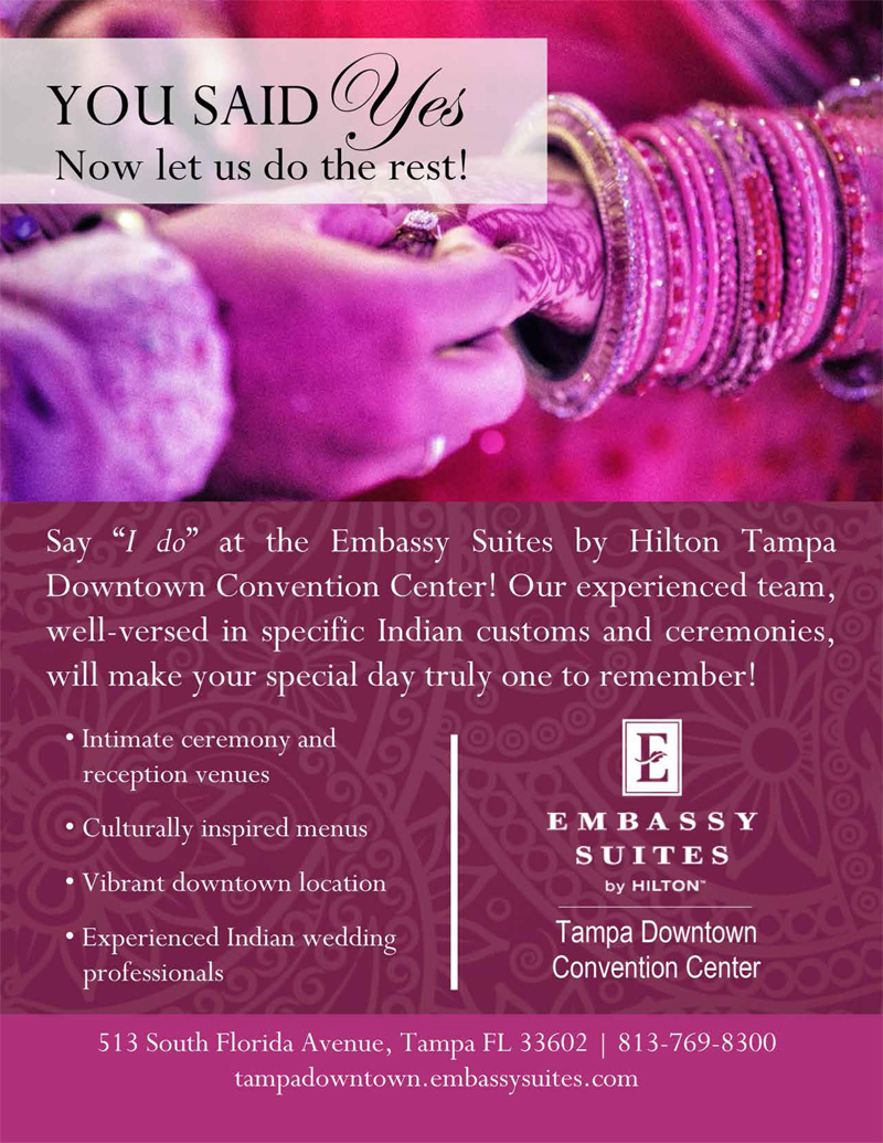Embassy Suites Tampa - Downtown