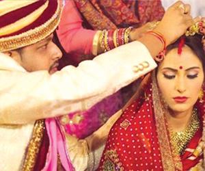 Rashmi Singh and Amit Shrivastav