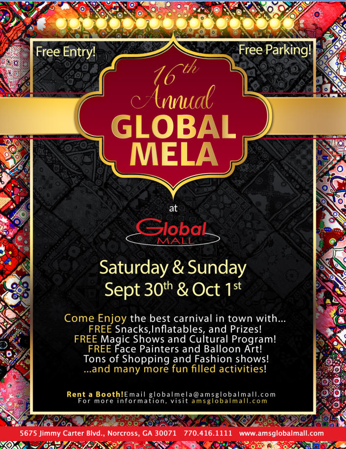 16th Annual Global Mela