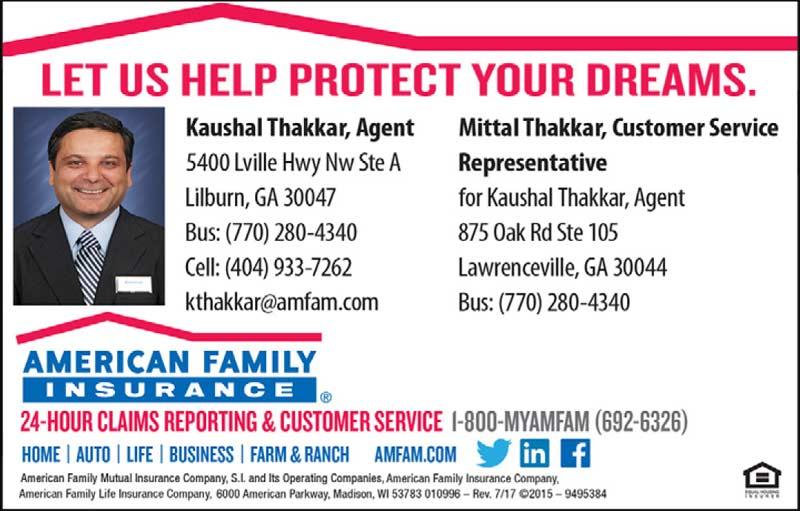 American Family Insurance - Lilburn