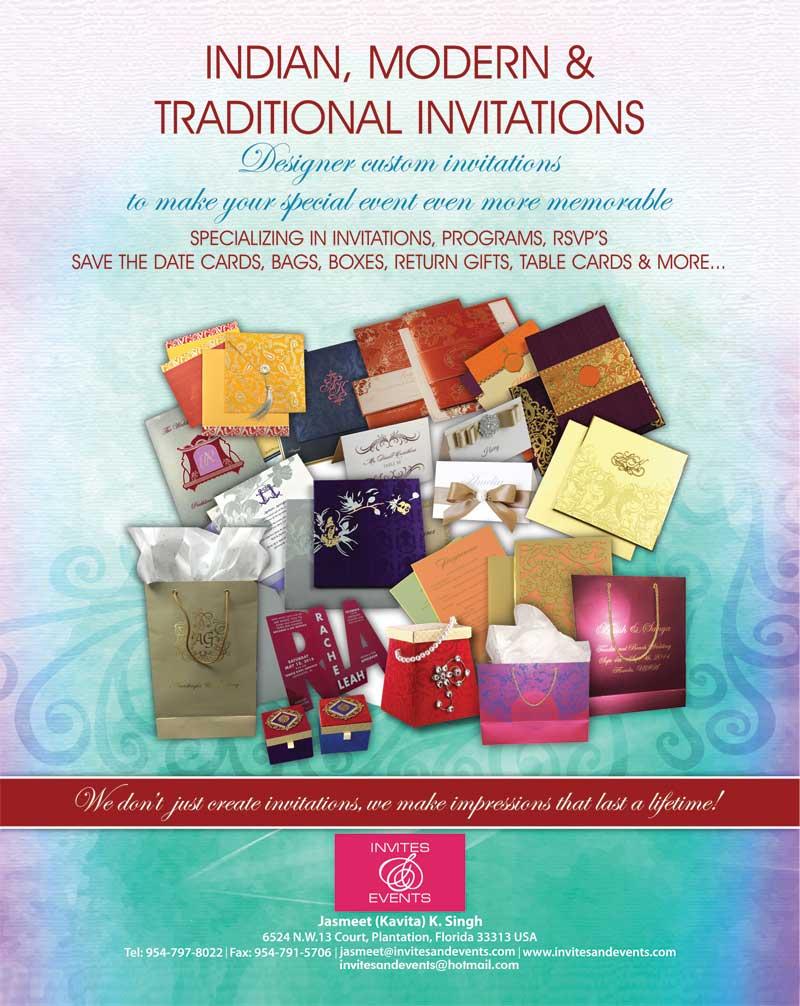 Invites & Events