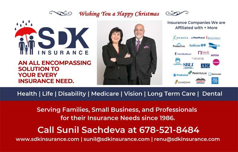 SDK & Associates Insurance Service