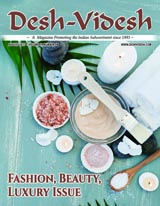 Fashion, Beauty, Luxury Issue