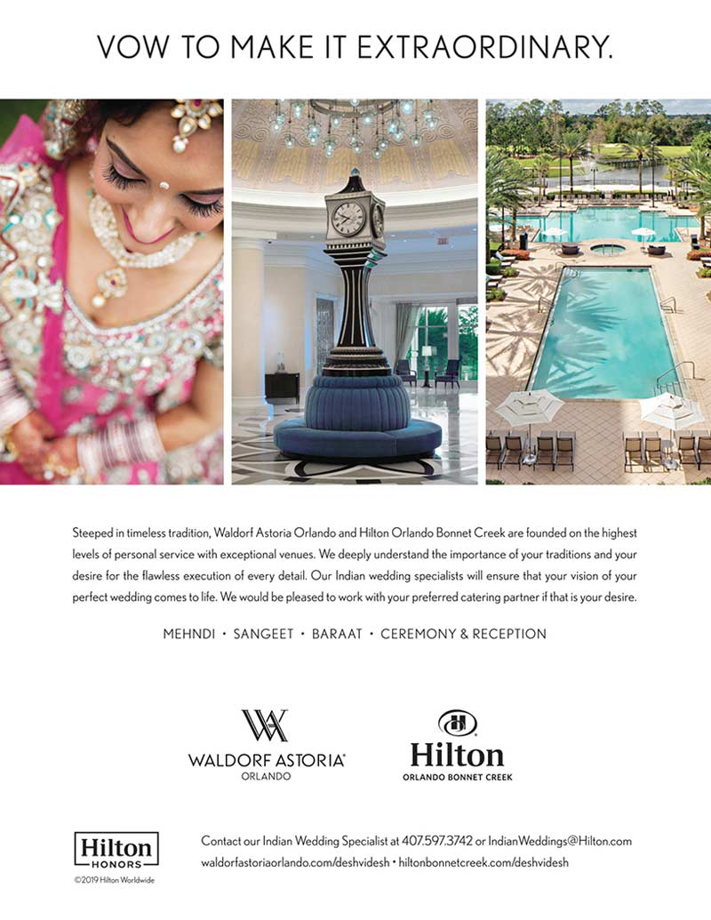 Watauga Group - Waldorf Astoria Orlando