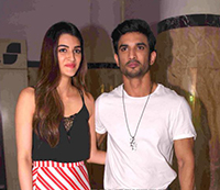 Sushant Singh's special gesture to promote 'Bareilly Ki Barfi'