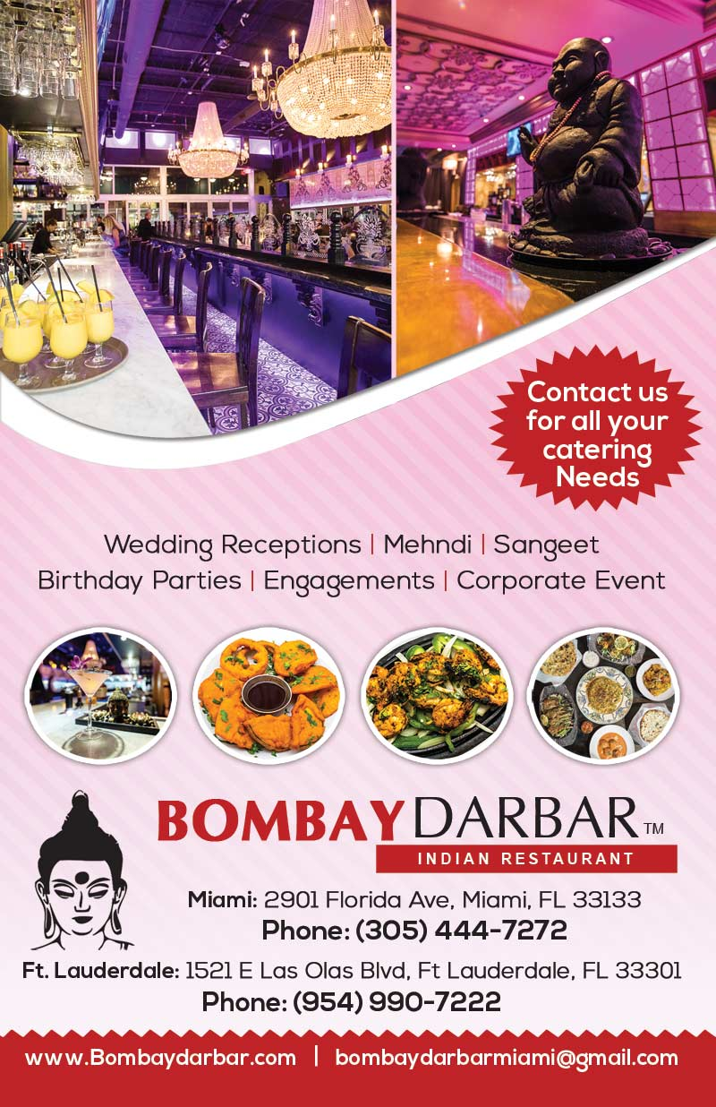 Bombay Darbar Indian Cuisine at Miami