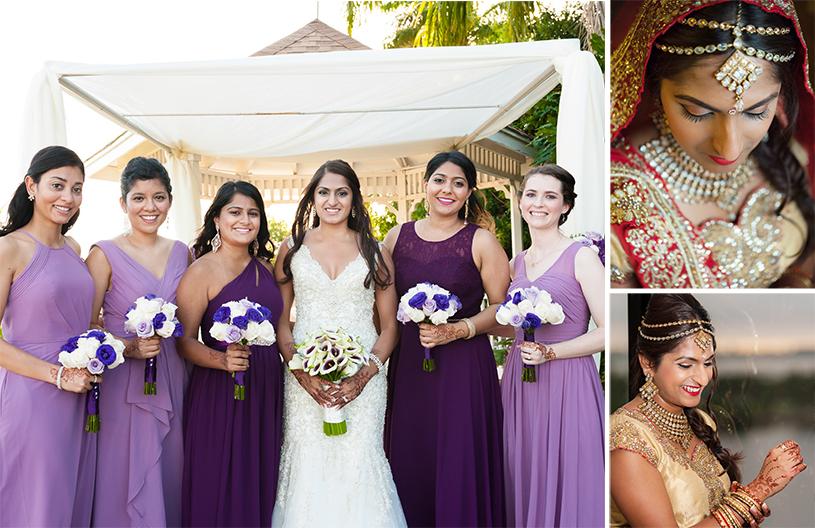 Wedding of Nisha and Andrew