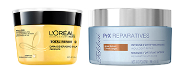 Total Repair 5 Damage-Erasing Balm or Fekkai Prx Reparatives Mask.