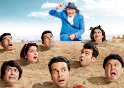 Comedy Circus team resurfaces on The Drama Company