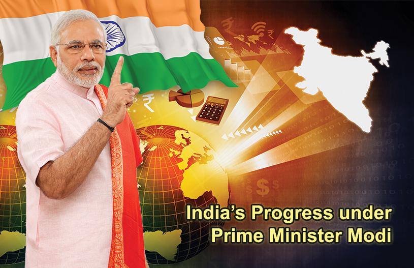 India's Progress under Prime Minister Modi