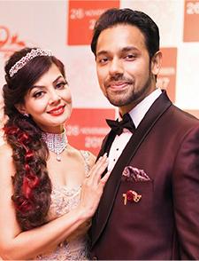 Saurabh Pandey & Zara Soni Barring