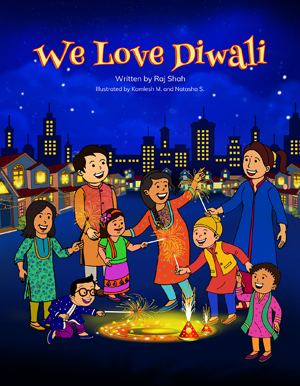 We love Diwali
