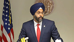 Indian-American Lawyer Gurbir S. Grewal Is NJ's First Sikh Attorney-General