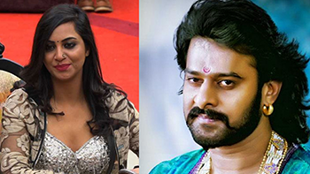 Bigg Boss 11 Contestant Arshi Khan Reportedly Cast Opposite Prabhas