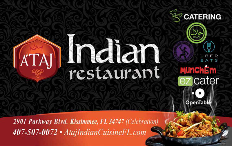 A Taj Indian Cuisine