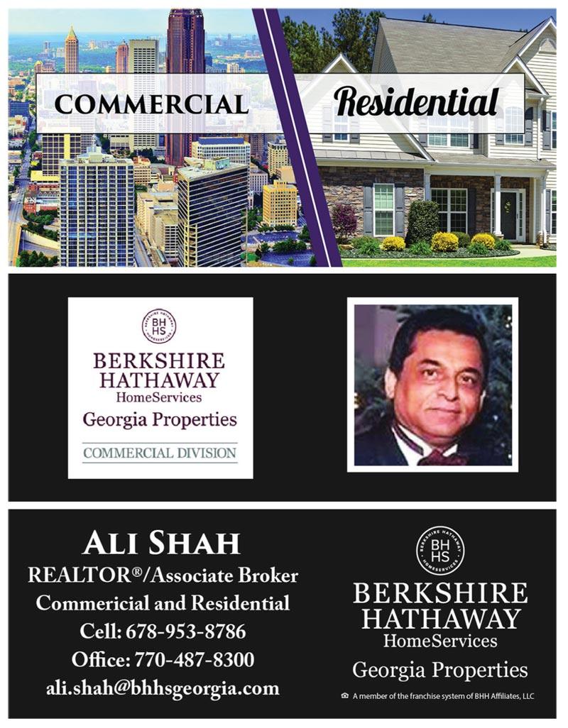 Berkshire Hathway- Ali Shah - Lilburn
