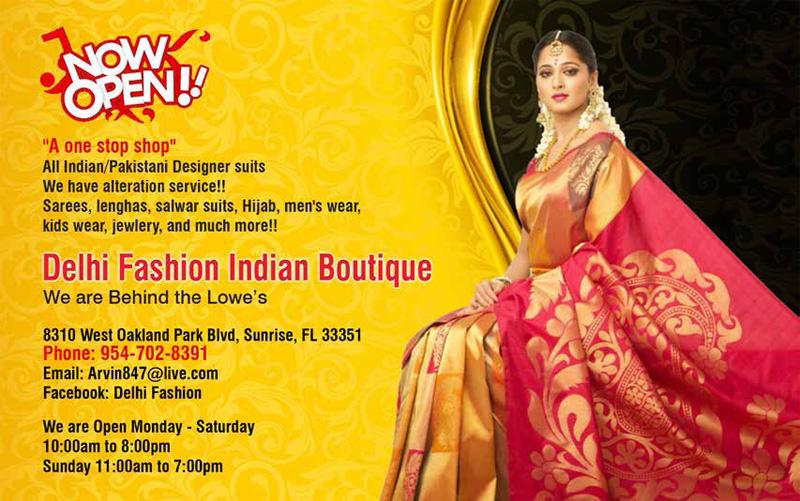 Delhi Fashions
