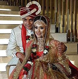Hrishita Bhatt & Anand Tiwari