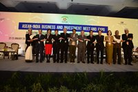 Inauguration Of ASEAN India Business And Investment And Expo 1