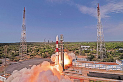 India Successfully Launches 31 Satellites In A Single Flight