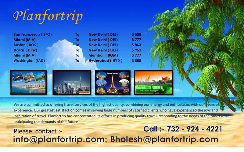 Plan For Trip
