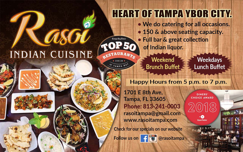 Rasoi Indian Cuisine