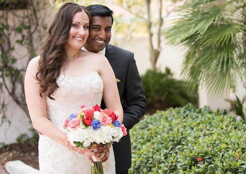 Jessica and Vinoth