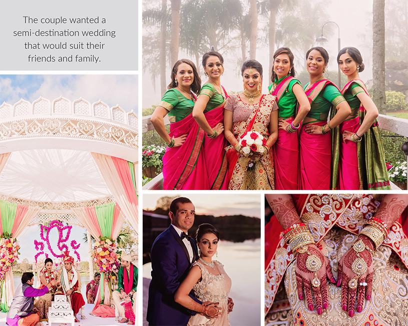 Mahendi, Wedding, Reception Ceremony of Ruchi and Anand