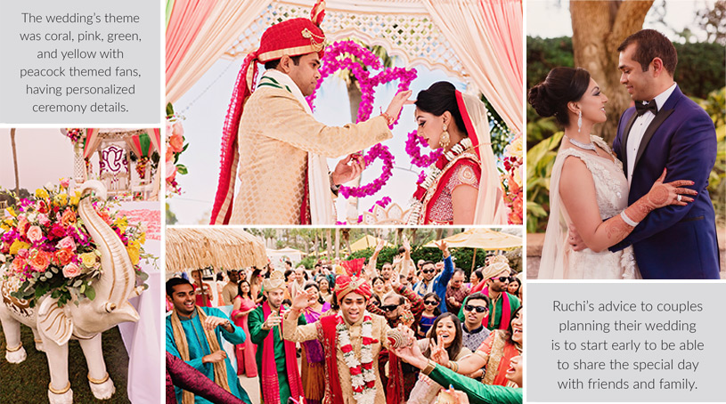 Wedding of Ruchi and Anand