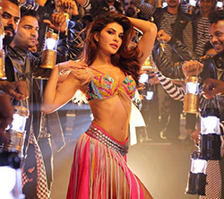 Jacqueline Fernandez Criticized for Ek Do Teen