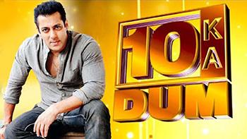 Salman Khan's Dus Ka Dum Teaser Drops