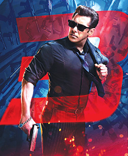 Salman Khan Drops Poster from Race 3