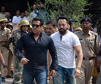 Salman Khan Back in Court