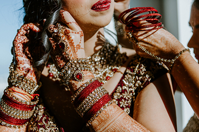 Beautiful Indian Bridal Jwelery