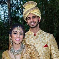 Rachna patel wedding