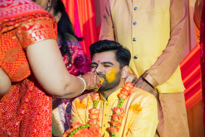 Haldi Ceremony – The Colourful Indian Wedding Ritual
