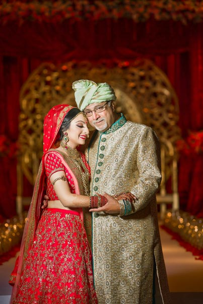Ways For An Indian Bride To Honour Her Dad
