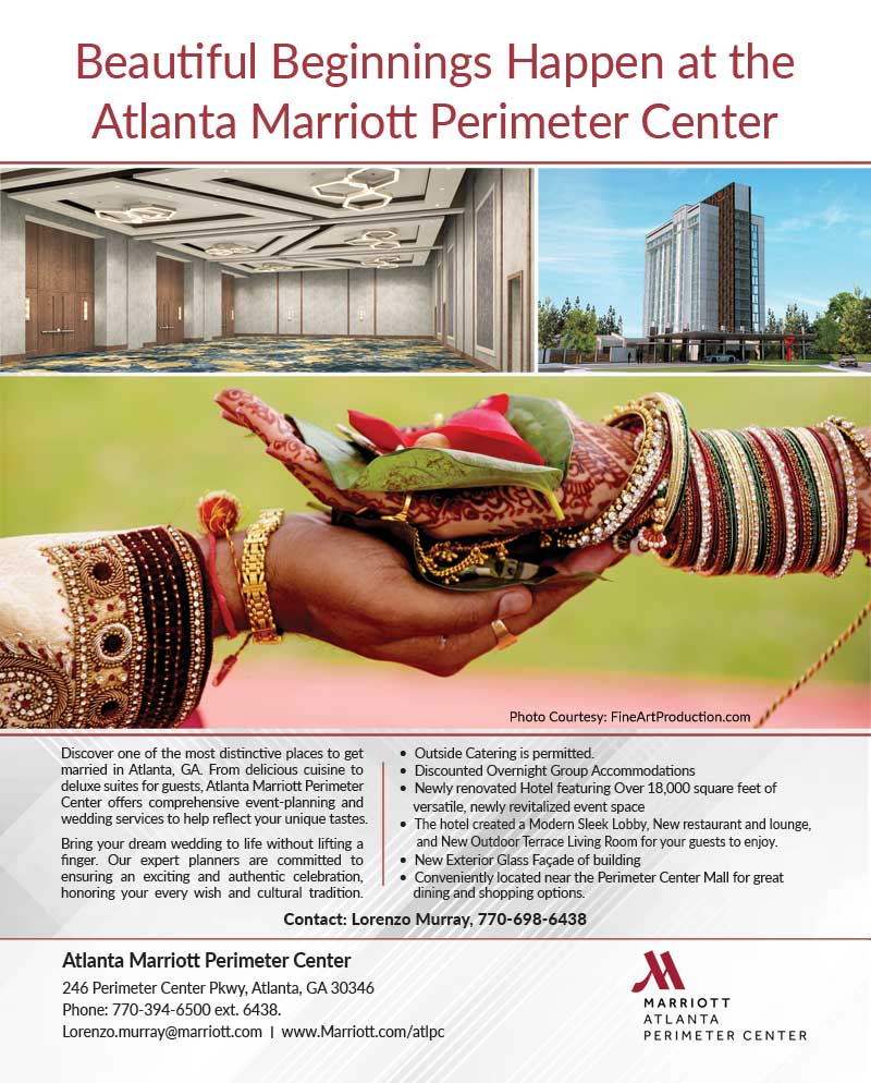 Atlanta Marriott Perimeter Center