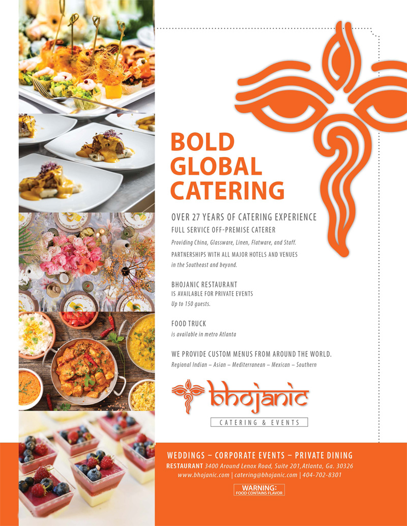 Bhojanic Gourmet Catering