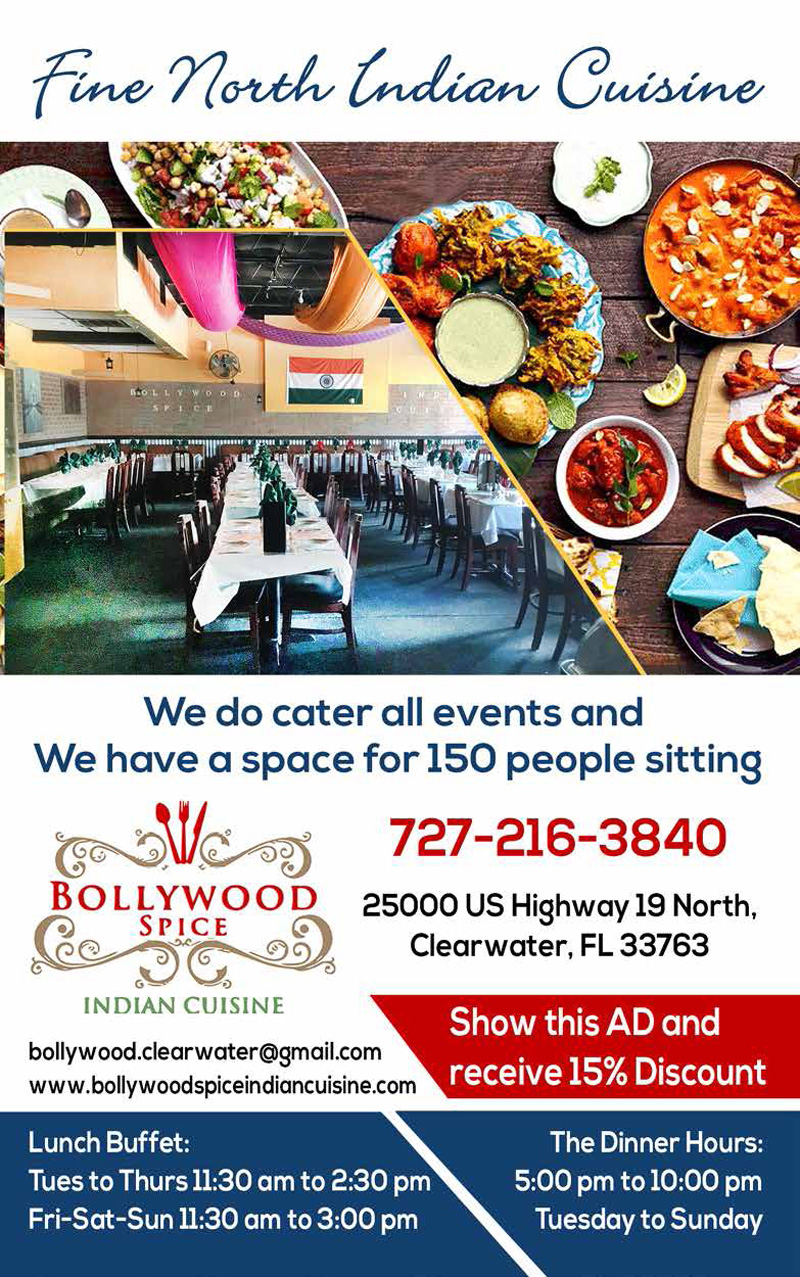 Bollywood Spice Indian Cuisine