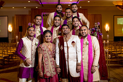 Indian Wedding Group Photos