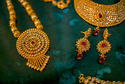 Indian Bridal Designer Jewelry Set