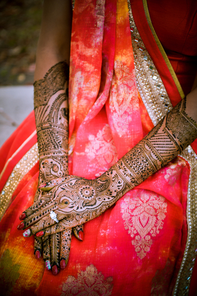 Fantastic Indian Bridal Mehndi by Rozy Beauty Salon