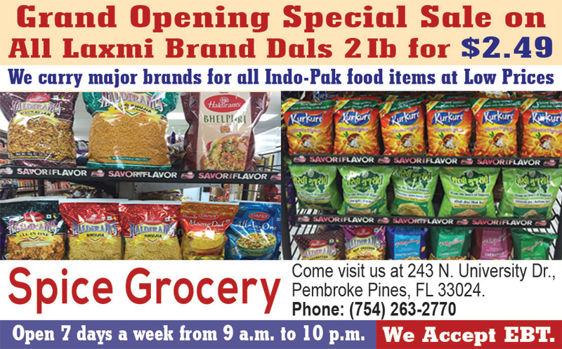 Spice Grocery