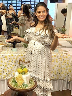 Mira Rajput at Baby Shower