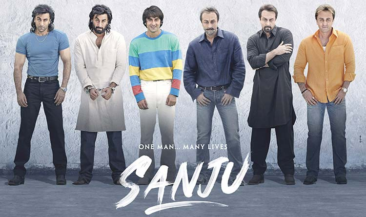 One man many lives, SANJU