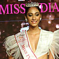 Miss India Anukreethy